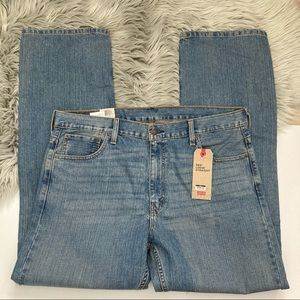 Levi's 569 Loose Straight Jeans 36x34 NWT